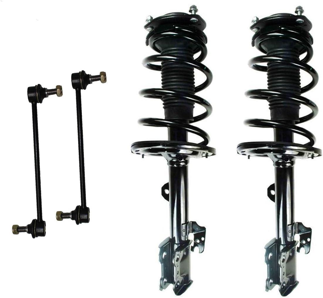Front Pair Complete Shocks /& Struts For 2008-2010 Toyota Highlander