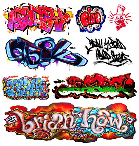 O Scale Custom Graffiti Decals #17 - Weather Your Box, used for sale  Delivered anywhere in USA