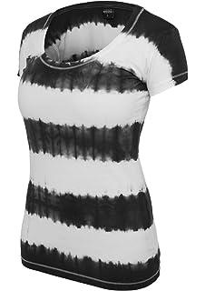 ab2ff39aed494 Urban Classics Débardeur pour Femme Moulant Sexy Dos Nageur Tshirts ...