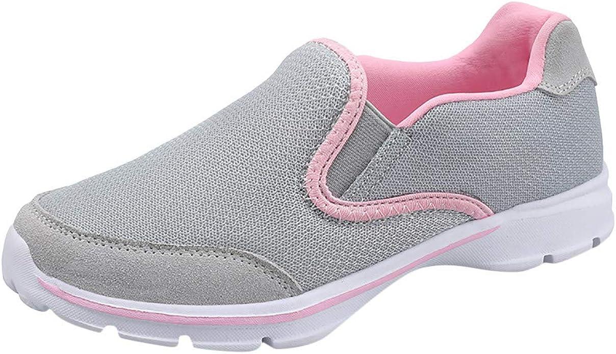 Vectry Moda De Mujer Transpirable Antideslizante Cojín Zapatos ...