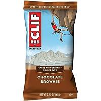 CLIF CLIF BAR Chocolate Brownie 12 x 68g, 816 g, Chocolate Brownie