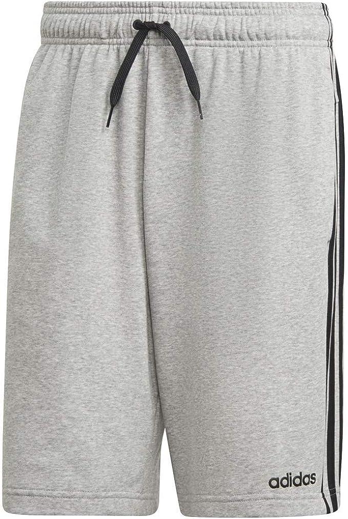 adidas Essentials 3-Stripes French Terry Short - Pantalones Cortos Hombre: Amazon.es: Ropa y accesorios
