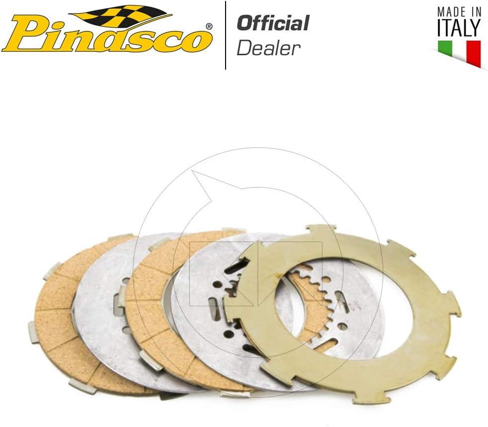 PIAGGIO VESPA PX PE 200 RALLY Art 7 MOLLE PINASCO SET DISCHI FRIZIONE KIT 25090603