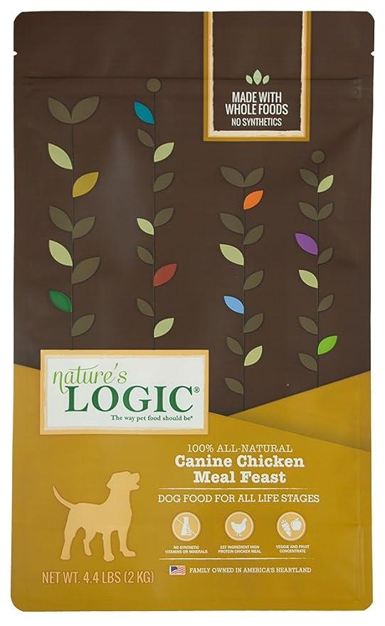 NATURES LOGIC - Comida para Perros Secos de gallina con ...