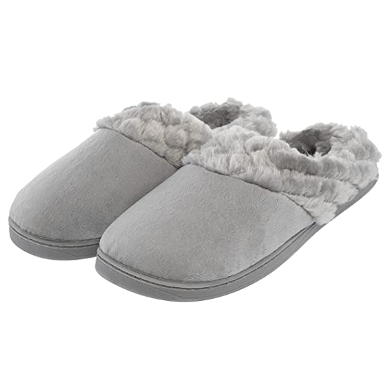 Cushioned House Slippers Mule Clogs
