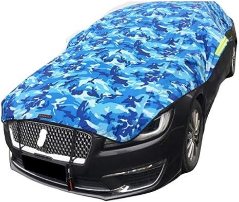 wasserdichte Oxford Cloth Car Cover Kompatibel mit Land Rover Range Rover Evoque Sport Velar effektiv antworten Regen Schnee und windiges Wetter der Autofarbe Sch/ützen