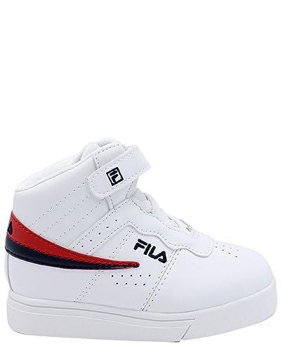 af3d7ae6cc71 Fila Kids F 13 Mid Sneaker (Toddler)