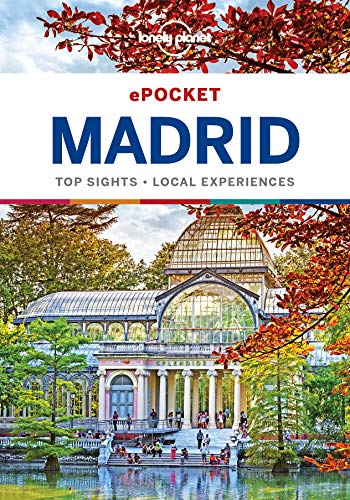 Lonely Planet Pocket Madrid (Travel Guide) (Madrid Plaza)