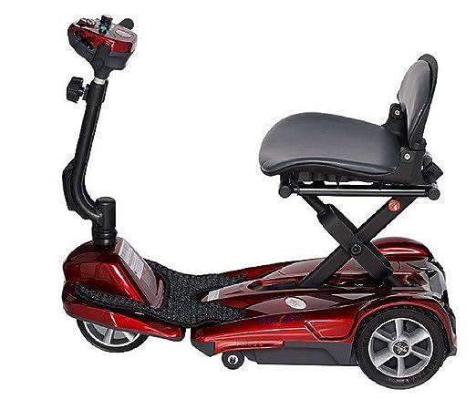 Amazon.com: EV Rider - Patinete plegable para transporte de ...