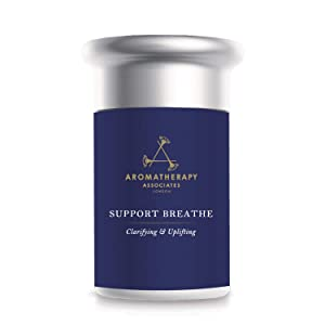 Aera Support Breathe Scented Aromatherapy Essential Oil Capsule - Mood Changing Premium Grade Capsule -Lasts 500 Hours - Schedule Using App Smart 2.0 Diffusers - State of the Art Technology