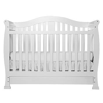 Dream On Me Addison Crib, White