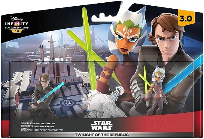 Disney Infinity 3.0 - Star Wars: Play Set: Episodio I-III Twilight ...