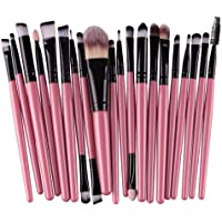 20 pcs Makeup Brush Set tools Make-up Toiletry Kit Wool Make Up Brush Set (S1)