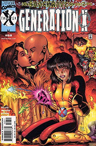 Generation X #68 VF/NM ; Marvel comic book