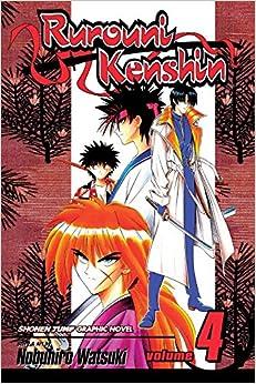 Book RUROUNI KENSHIN GN VOL 04: Dual Conclusions v. 4