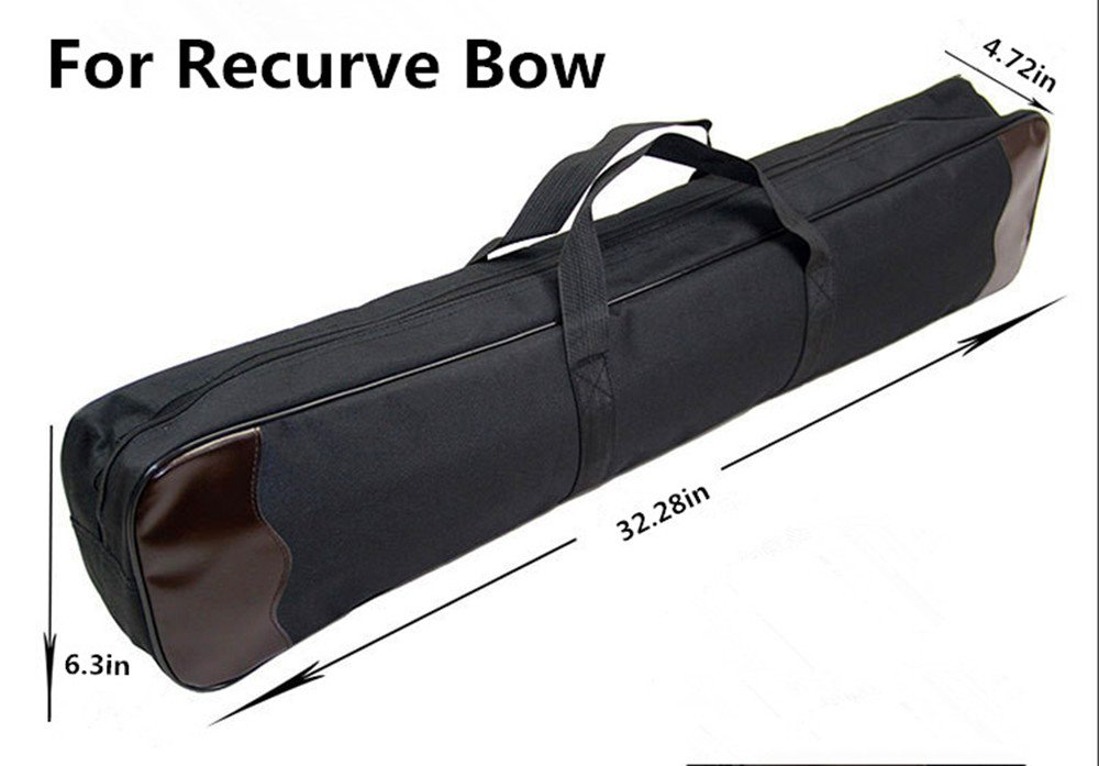 WEREWOLVES High Quality Recurve Bow Carry Crossbody Bag Bow Case Light Weight