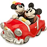 Disney Mickey and Minnie Mouse Retro Salt and Pepper Shaker Set