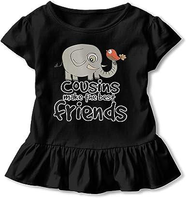 Los primos Hacen los Mejores Amigos Faldas para bebés Adorable ...
