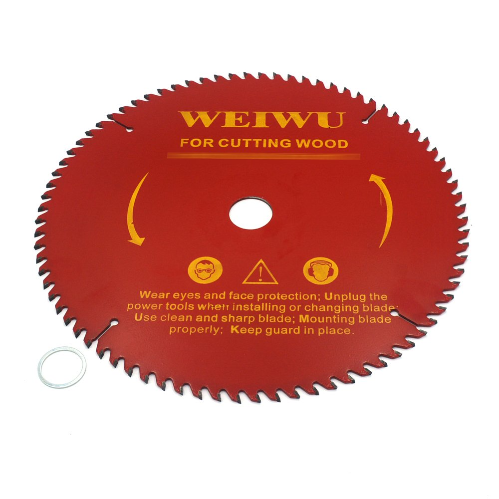 8 inch 80t carbide tip wood cutting precision finishing circular saw 8 inch 80t carbide tip wood cutting precision finishing circular saw blade for wood and wood composites 200x15x254mm amazon keyboard keysfo Gallery