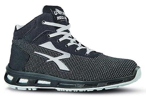 U power scarpe antinfortunistiche stego s3 src: amazon.it: scarpe e