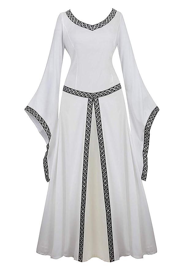 Amazon.com: Disfraz de renacimiento para mujer, talla grande ...