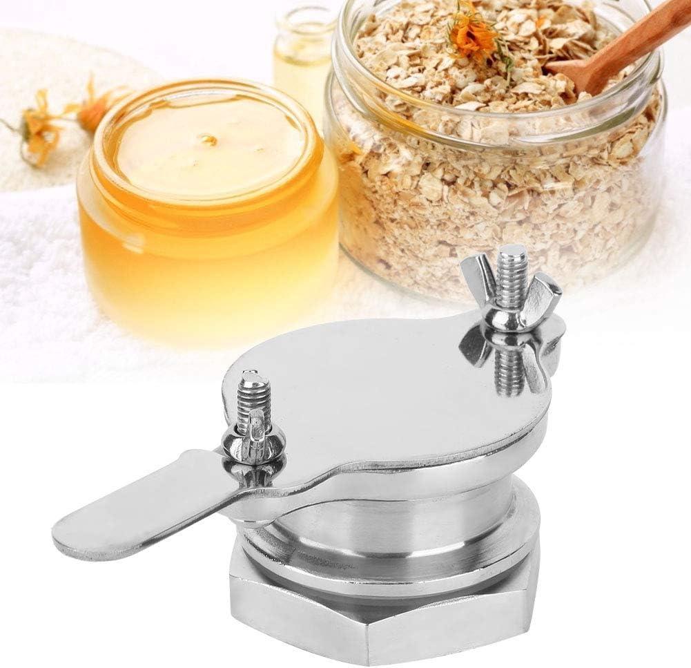 Honey Shake Machine-Food Grade Stainless Steel Honey Shake Machine Honey Gate Valve Beekeeping Tool