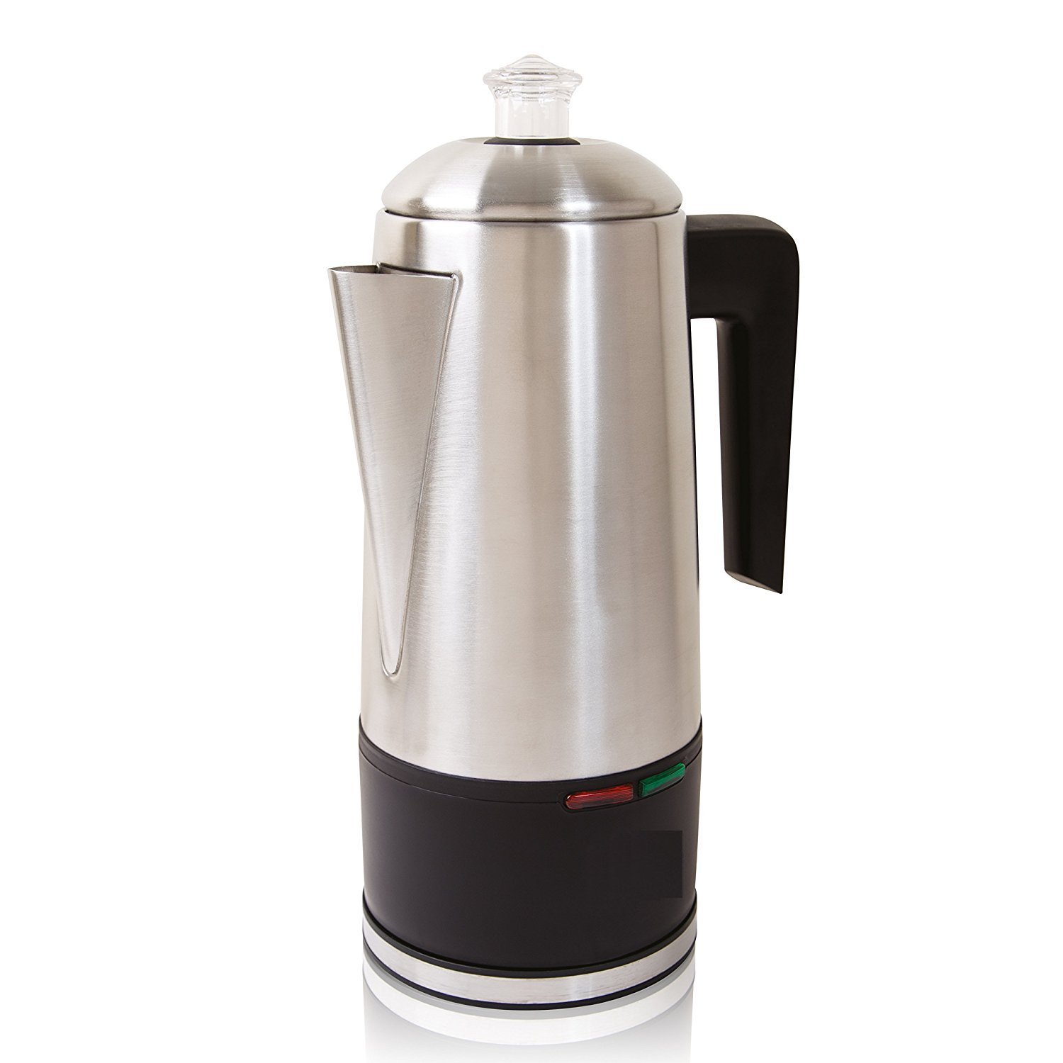 Unibos Best Selling Electric 12 Cup Stainless Steel Coffee Percolator 1.8L Coffeemaker Makes delicious, perfectly brewed coffee anytime.