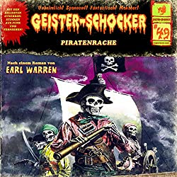 Piratenrache (Geister-Schocker 49)