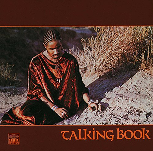 CD : Stevie Wonder - Talking Book (Remastered)
