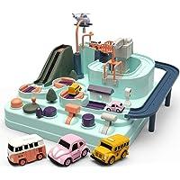 pista de coche juguetes color coche avance pista