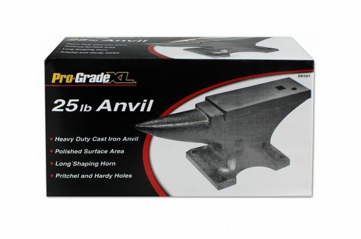 Pro-Grade 59101 25 Pound Anvil