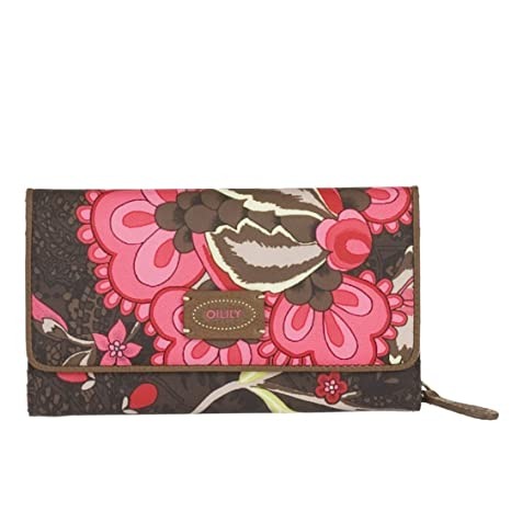 Oilily Paisley Flower - Monedero, diseño estampado 8802 ...