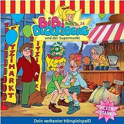Bibi und der Supermarkt (Bibi Blocksberg 24)