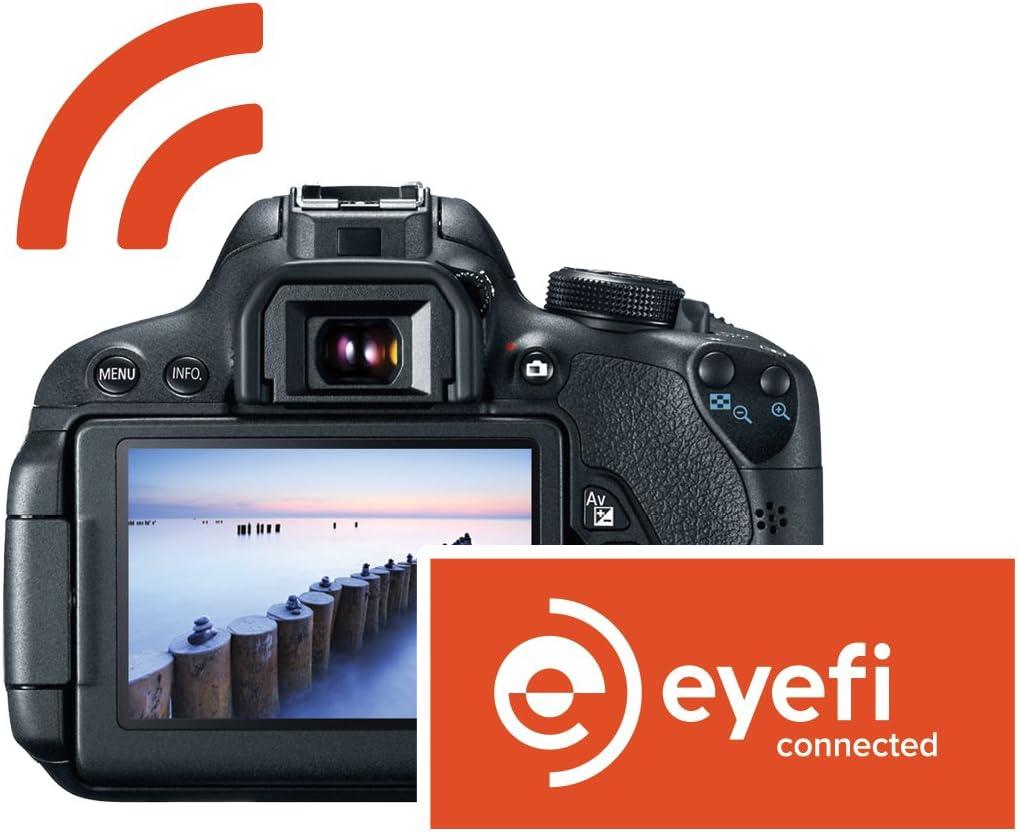 Eye-Fi MobiE - Tarjeta de Memoria SecureDigital de 32 GB (Clase 10 ...