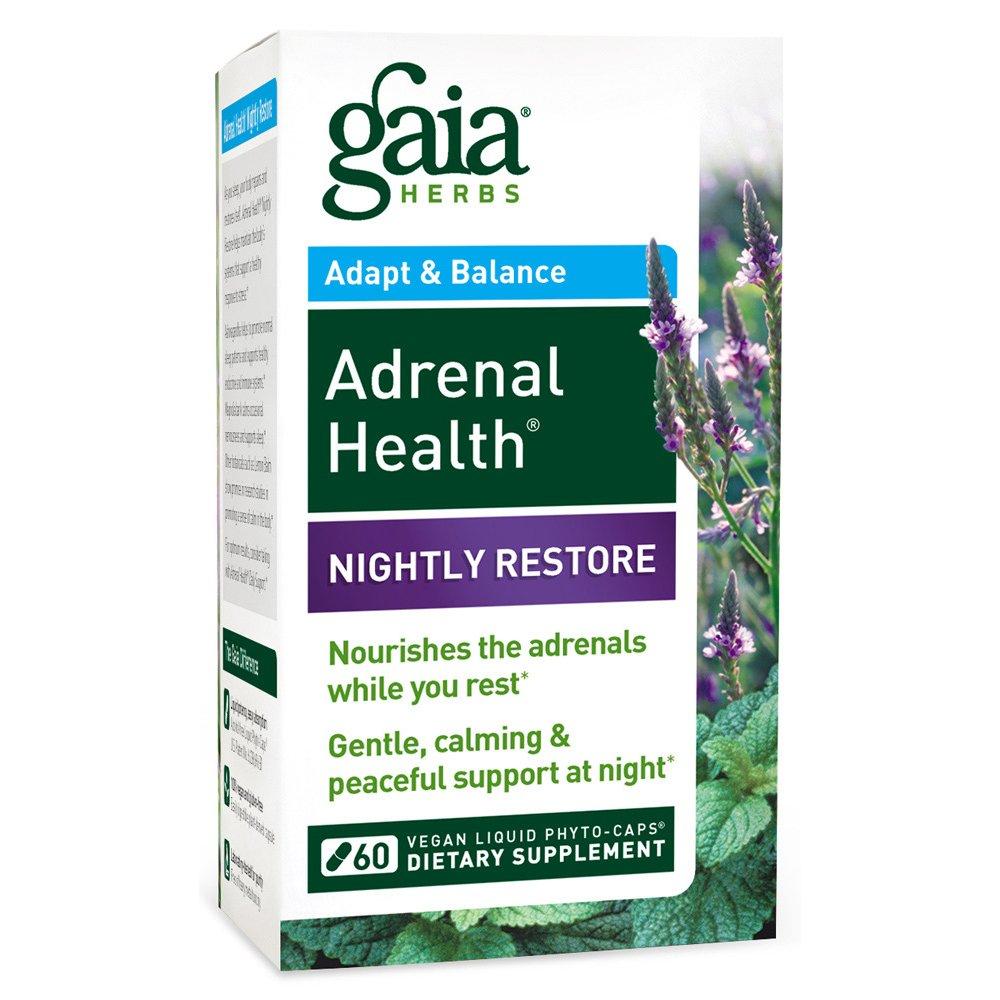 Cheapest amazon herbs - Amazon Com Gaia Herbs Adrenal Health Nightly Restore Vegan Liquid Phyto Caps Herbal Supplement With Adaptogens Ashwagandha Vervain Magnolia Bark