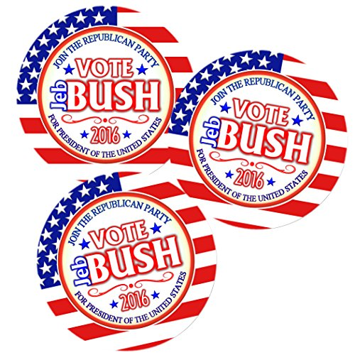 bush 04 sticker - 2