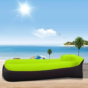 Amazon.com: Yuziyu Lazy - Saco de dormir inflable portátil ...