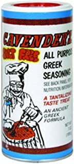product image for Cavenders, Seasoning Greek Salt Free, 7 Ounce