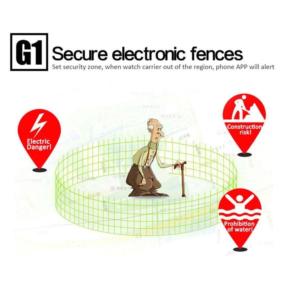 Reloj Inteligente ZGPAX SOS GPS Smartwatch S888 Rastreador ...