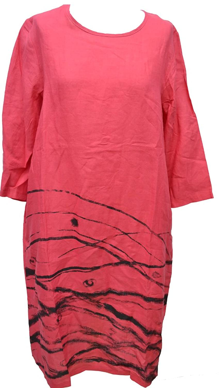 Bella Blue designer Lagenlook Unique Quirky layering dress Sizes: S/M- L/XL