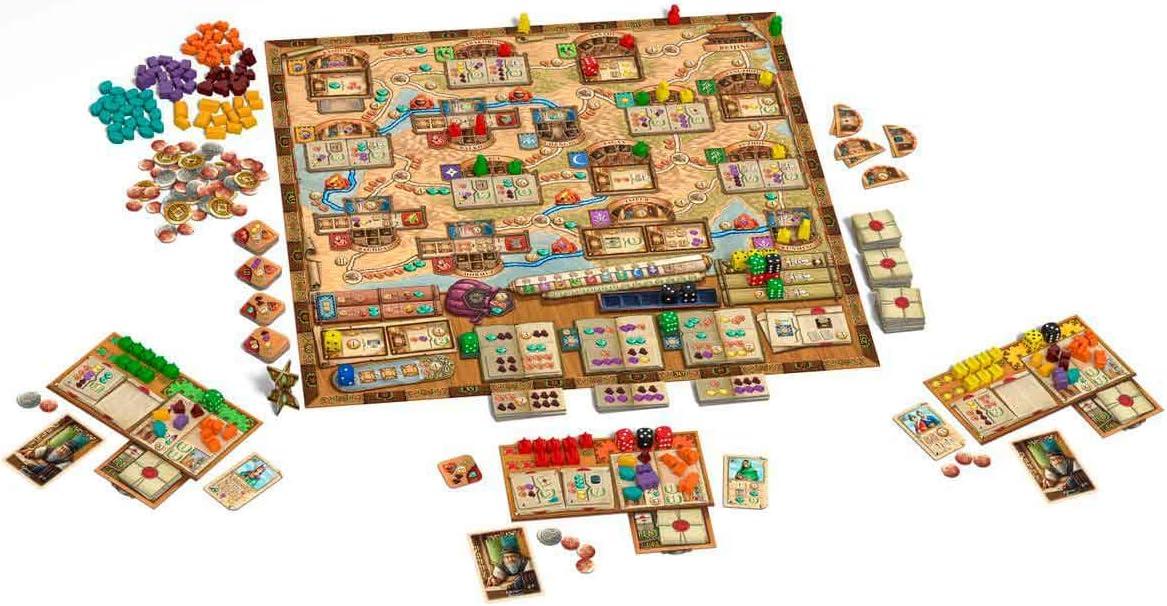 Devir Marco Polo II Al Servicio del Kan: Amazon.es: Juguetes y juegos