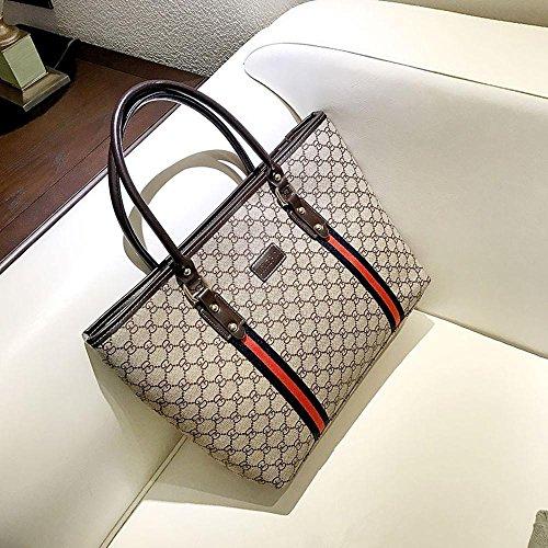 Aoligei fashion Sac à rétro sac sac à bandoulière de Lady main D r1wrBt