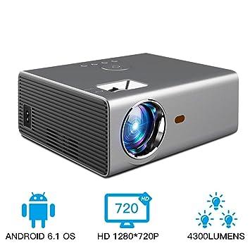Android proyector de Cine en casa Projecto rwith 150