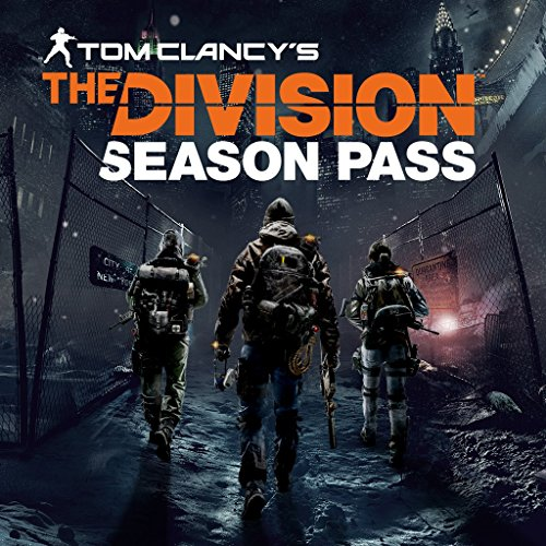 Tom Clancy's The Division: Season Pass - PlayStation 4 [Digital Code] ()