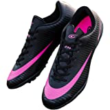 Tiebao Youth Artificial-Turf TF Soccer Shoes Indoor Football Training(Little Kid/Big Kid)