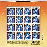 Janis Joplin Sheet of 16 X Forever Stamps Scott 4916