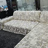 The style of European style sofa total package sofa cover full cover sofa towel C 180x360cm(71x142inch)