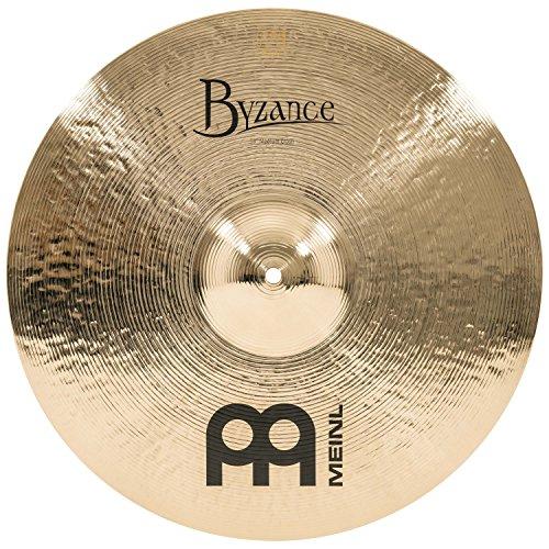 - Meinl Cymbals B18MC-B Byzance 18-Inch Brilliant Medium Crash Cymbal