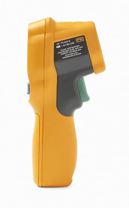 -22F 1112F 20:1 OPTICS FLUKE 64 MAX IR INFRARED THERMOMETER 30C TO 600C NEW