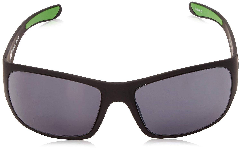 Amazon.com: Ironman de los hombres Flex Wrap anteojos de sol ...